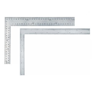 STAINLESS STEEL SQUARE RULER LT-S16A